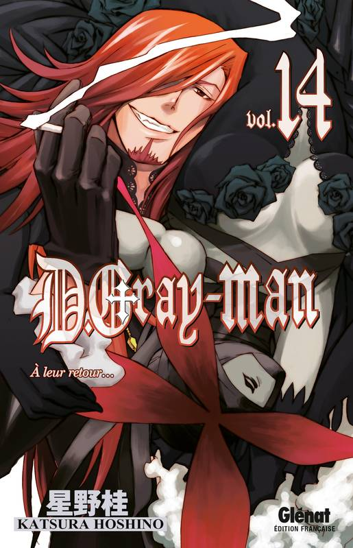 D.Gray-Man, Tome 14