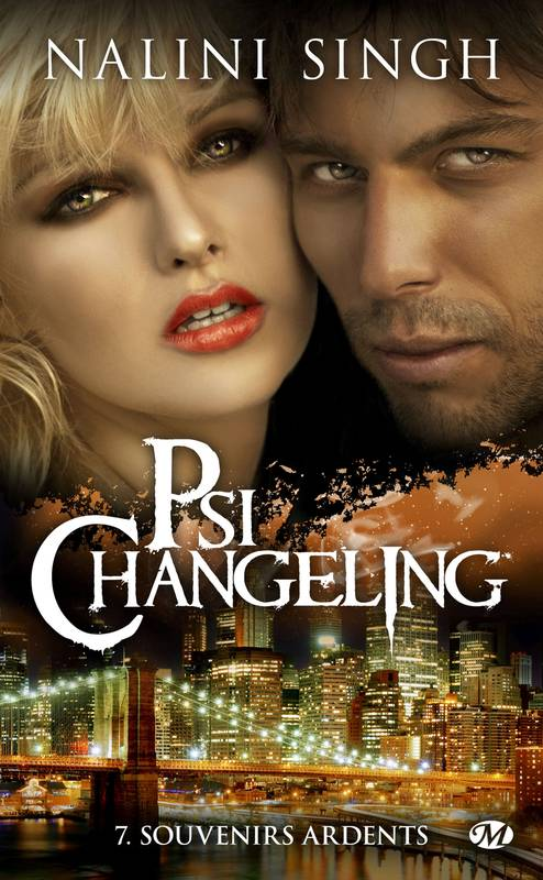 Psi-Changeling - Tome 7