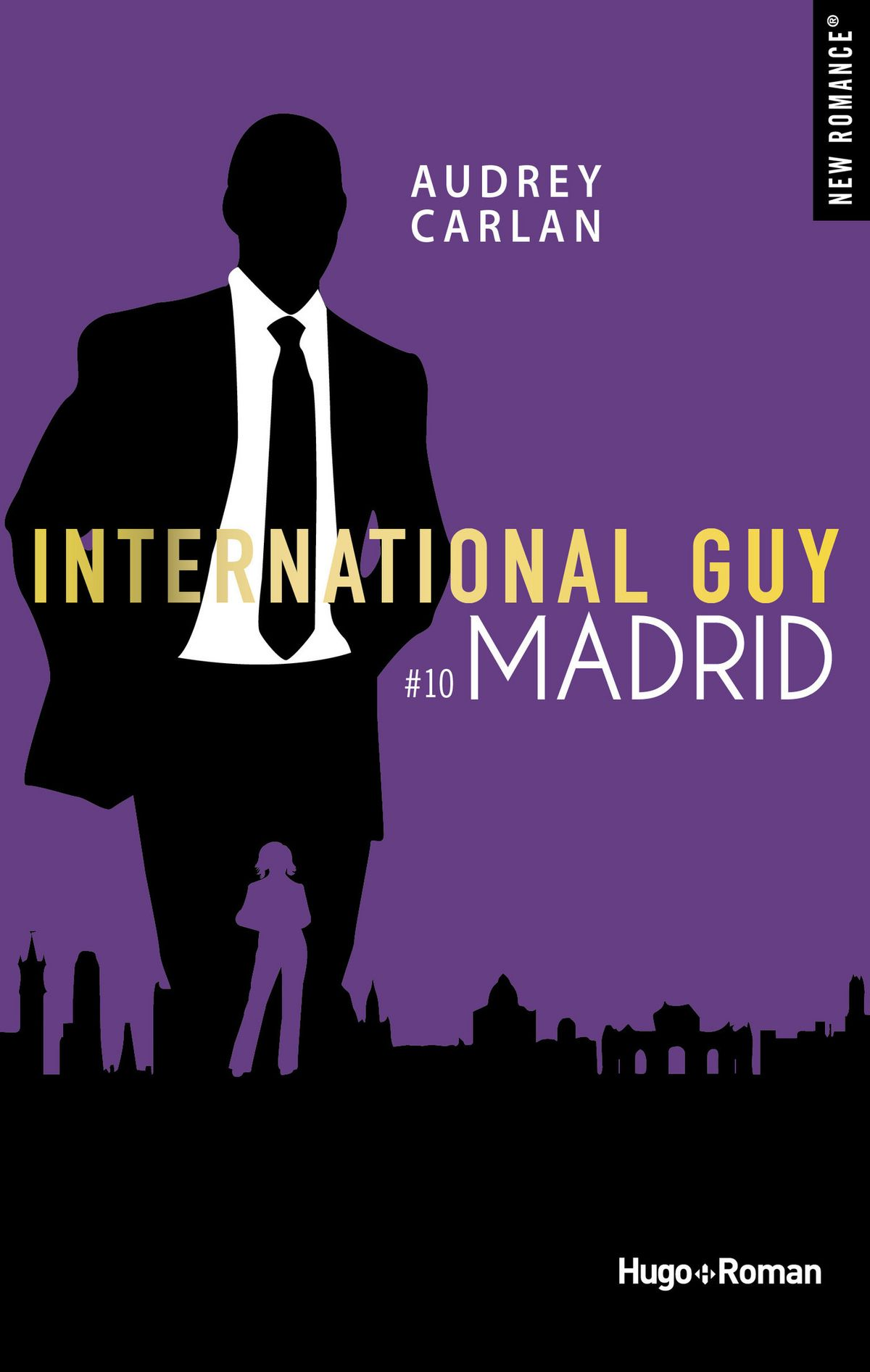 International Guy, Tome 10