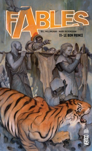 Fables, Tome 11