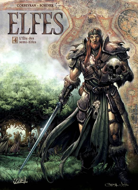 Elfes, Tome 4