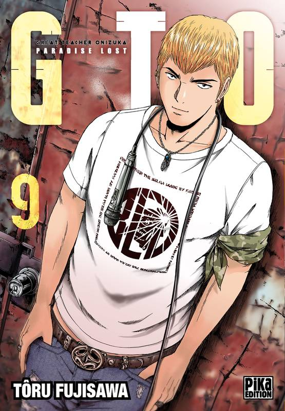 GTO Paradise Lost, Tome 9