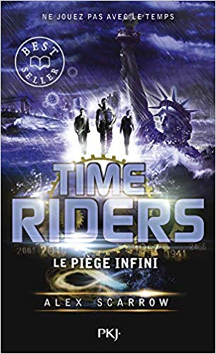 Time Riders, Tome 9