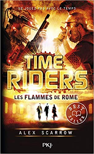 Time Riders, Tome 5