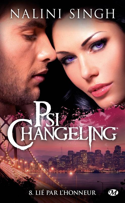 Psi-Changeling - Tome 8