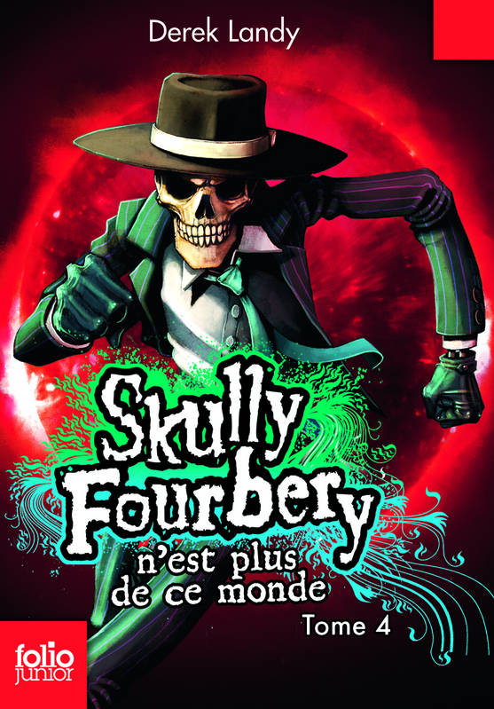 Skully Fourbery, Tome 4
