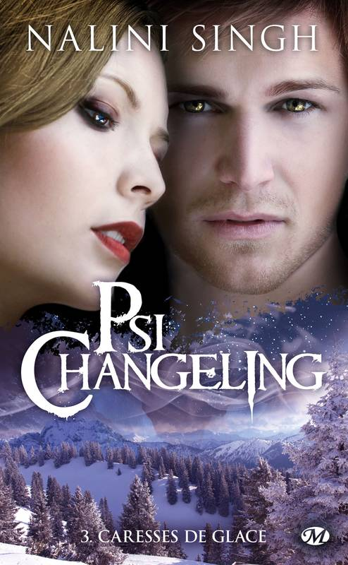 Psi-Changeling - Tome 3